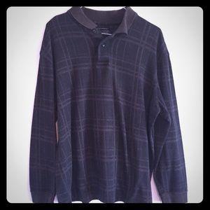 Saddlebred Long Sleeve Collared Shirt